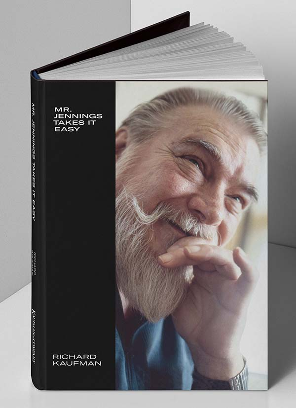 MR. JENNINGS TAKES IT EASY by Richard Kaufman